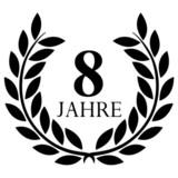 8 jahre