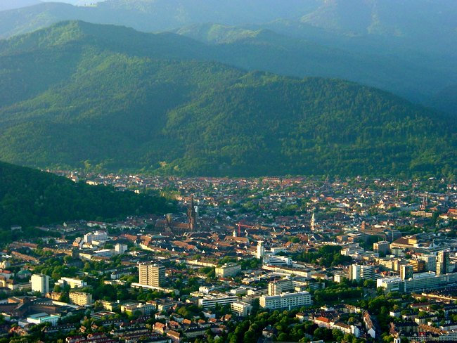 Fachvortrag TV in Freiburg